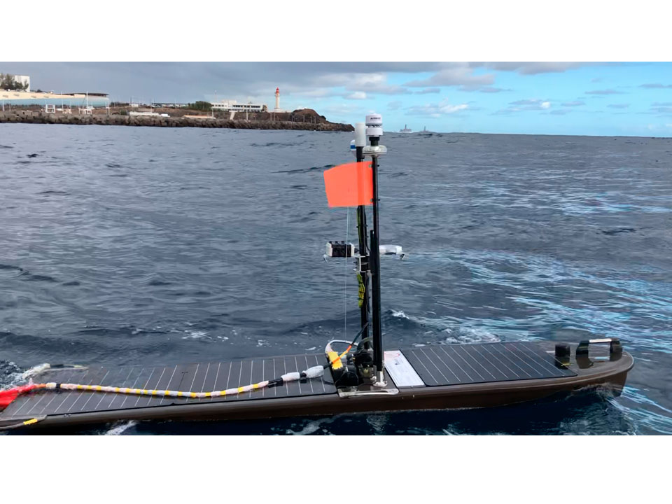 MARUM, UPC and PLOCAN test OpenDAM within the framework of the oceanographic mission ADELANTE